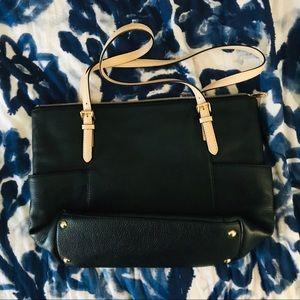 Michael Kors large black bag